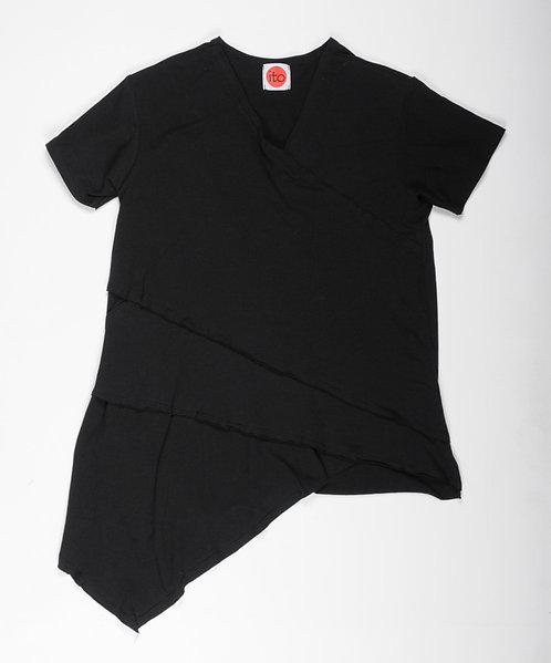 Asymmetric Deconstructed Shirt
