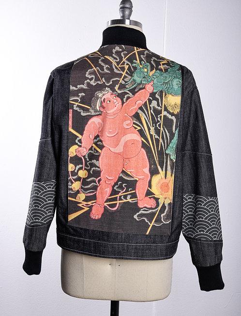 Osaka Kintaro Jacket Gray
