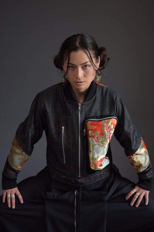 Custom Uji Obi Jacket (Women's)