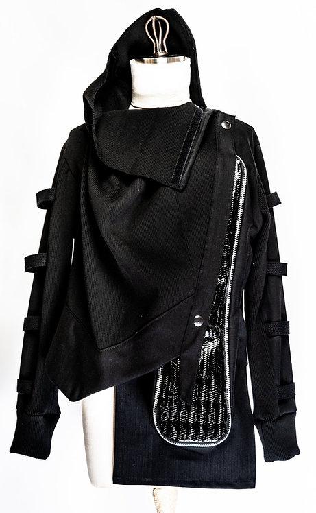 Ronin Basket Woven PU Hako Jacket