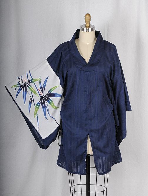 Riko Top, bamboo blue