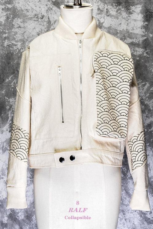 Uji Hangami Ukiyo-e Jacket