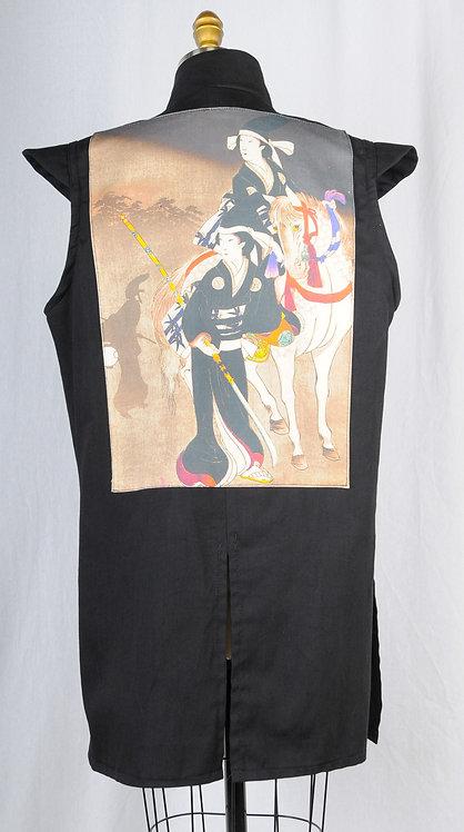 Kokoro Jacket, Horse