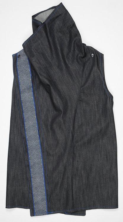 ChoCho-San Koi Vest Jacket