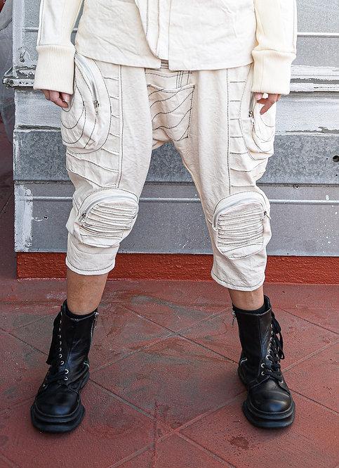 Horigen Slim Pants Shidoi