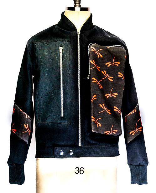 Osaka Koremochi Ukiyo-e Jacket