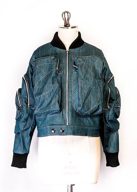 Shogun Uji/ Kitsune Jacket