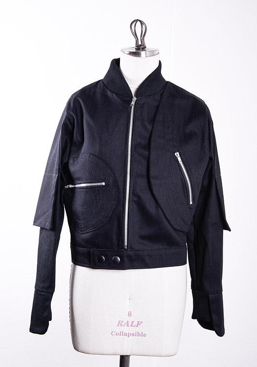 Yoroi Izuki Jacket Black