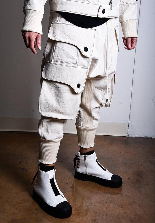 Ibaraki Pants Natural