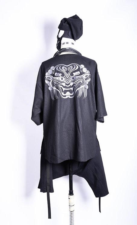 Kobun Tunic Koimanu Black