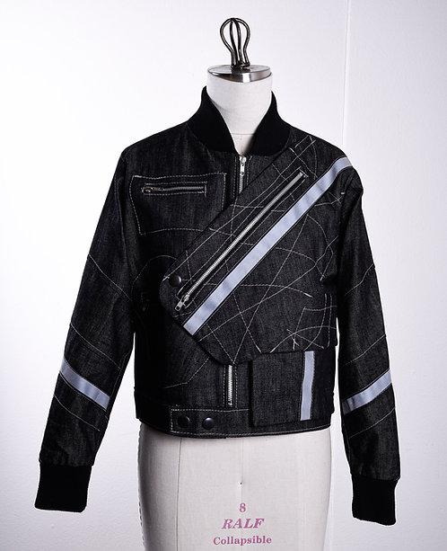 Mozo Jacket Gray