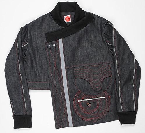 Shipo Indigo Jacket