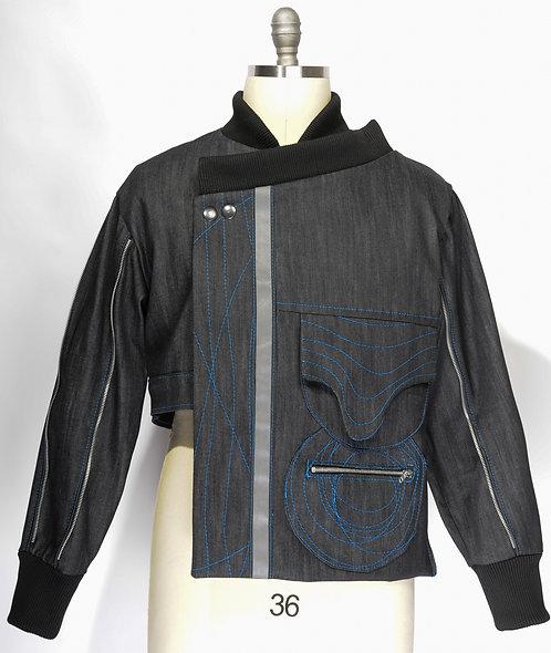 Shipo Jacket (Blue)