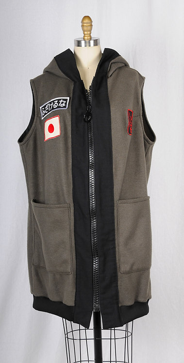 Kana Jacket, Samurai Battle