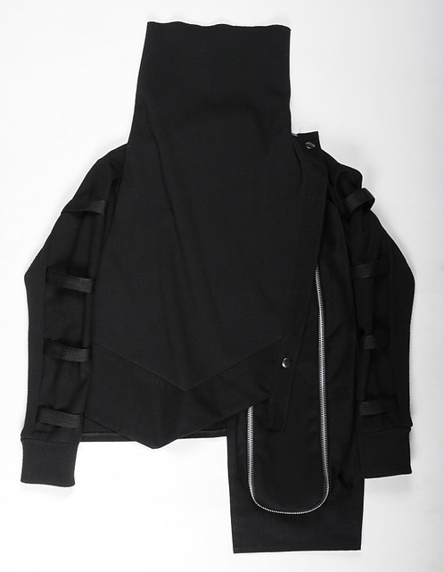 Ronin Jacket Black