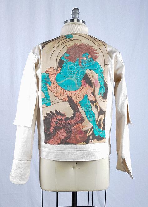 Yoroi Trigram Xun Jacket