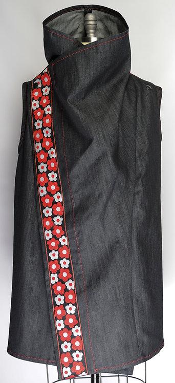 Chochosan Vest Sakura