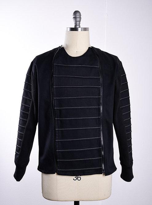 Okegawa Jacket Black