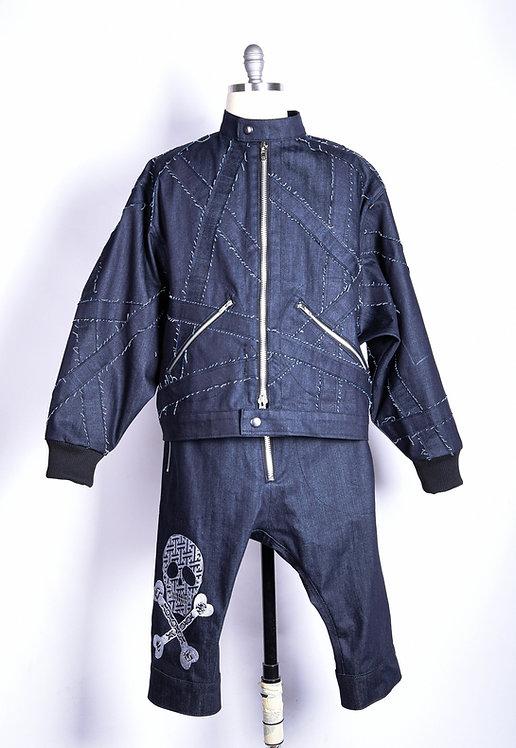 Kobun Jacket (pre-washed) Indigo
