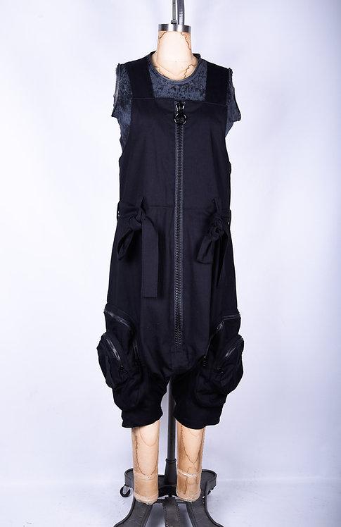 Haitu Overalls Black