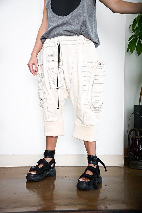 Uchu Pants Natural (W)