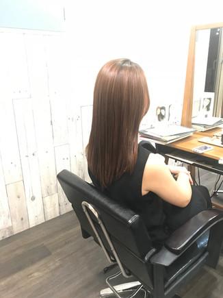 髪質改善!酸性ケラチントリートメント