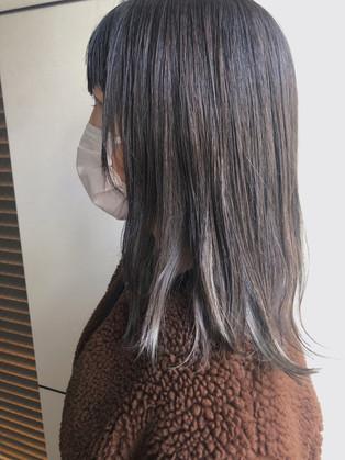 blue × gray