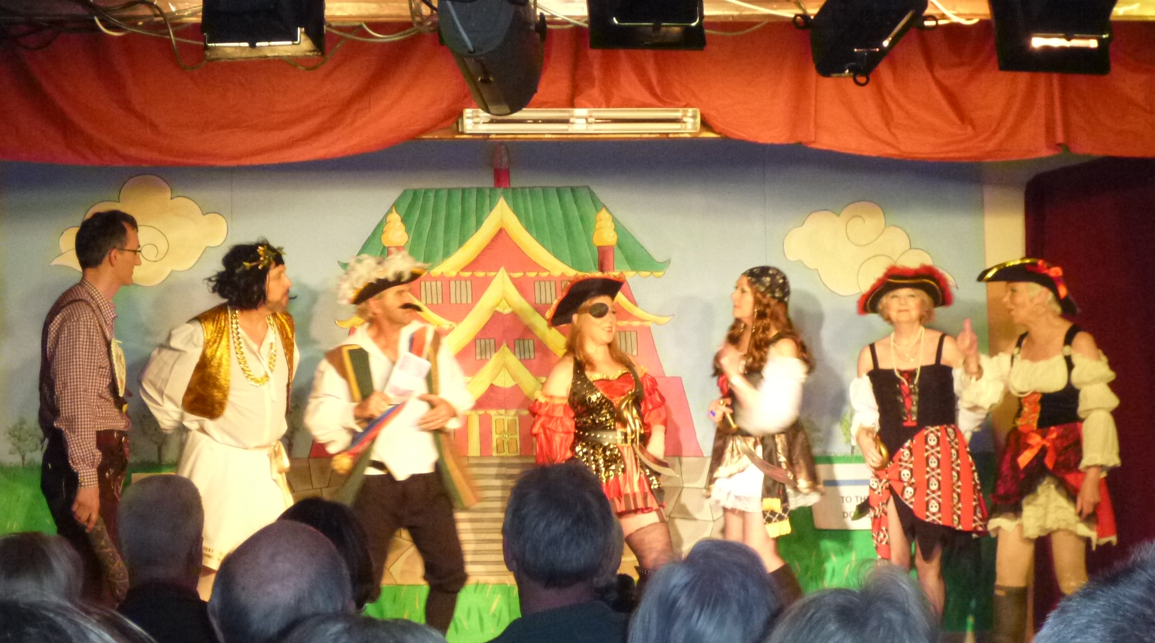 Pantomime - The Packhorse Players