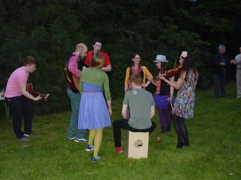 2016 Joe Broughton's Folk Ensemble