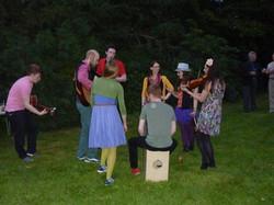 2016 Joe Broughton's Folk Ensemble