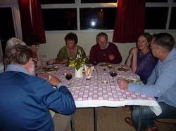 2013 Safari supper