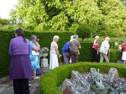 2012 Visit to Stevington Garden