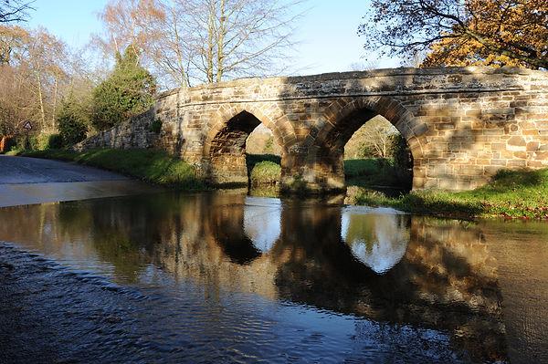 Sutton Packhorse Bridge