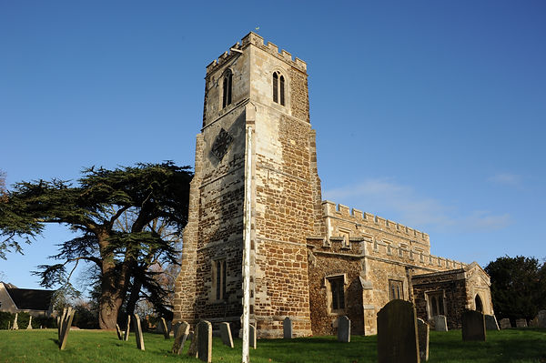 All Saints Church, Sutton, Beds