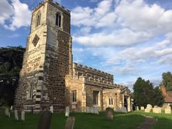 All Saints Church, Sutton