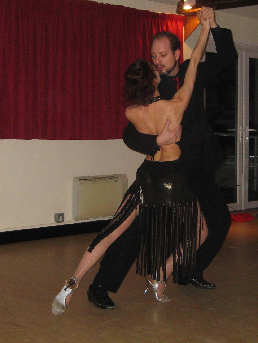 March 2018 Tango evening