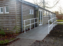 Dec 2017 New ramp access