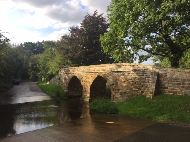 Sutton Packhorse Bridge