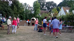 July 2018 pizza party