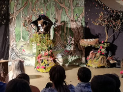 December 2018 Puppet Show