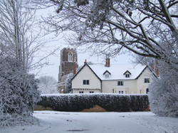 All Saints Church and Rectory