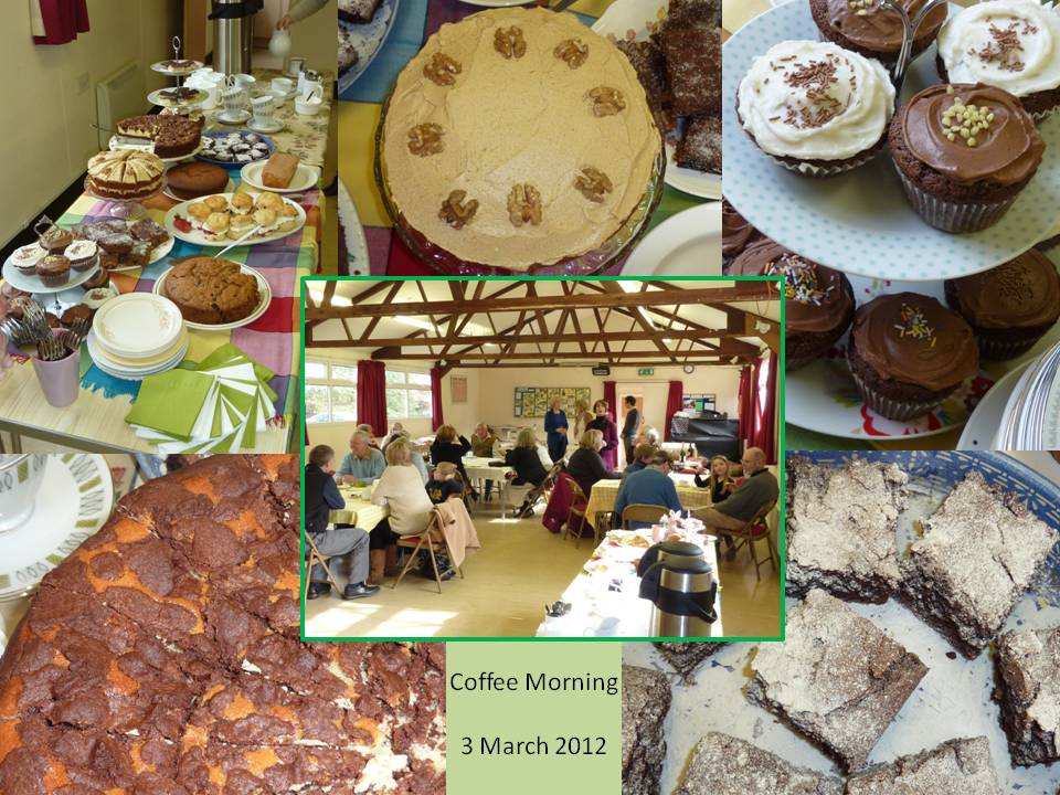 2012 Coffee Morning