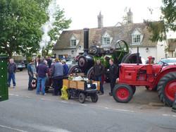 Steam festival in Sutton