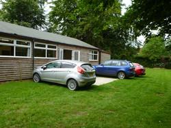 Sutton Village Hall - parking area