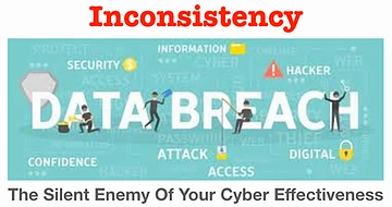Inconsistency - The Silent Enemy Of Your Cyber Effectiveness