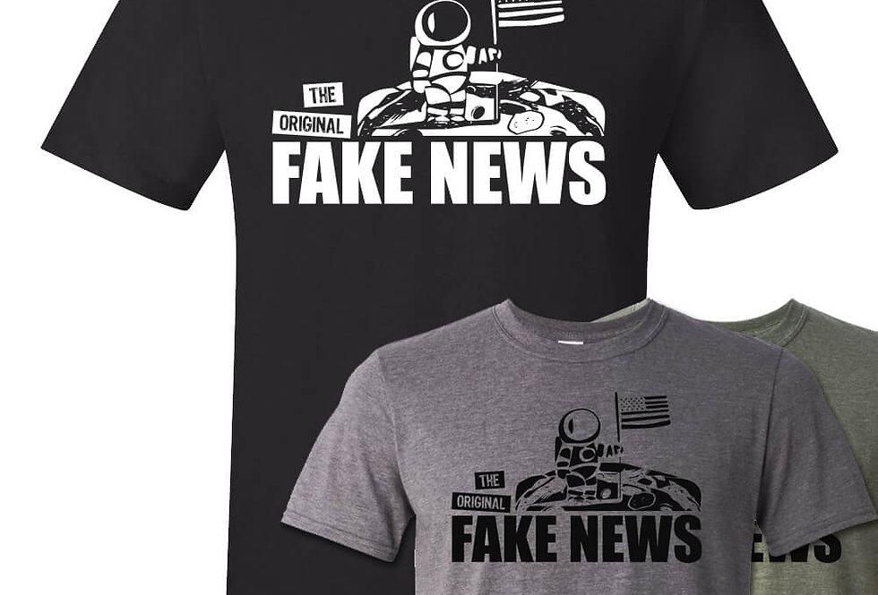 Moon Landing Fake News