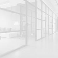 Faded Office Corridor
