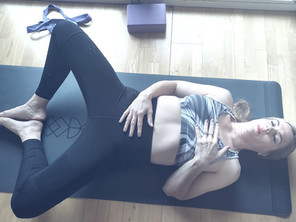 Connect to your heart with this yoga pose