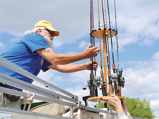 New crew on board to launch 2016 season for Let's Go Fishing