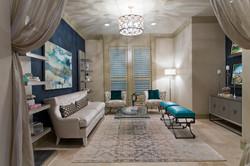 Chic Formal Living Room